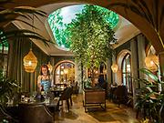The Tan Yard Restaurant, at The Killarney Plaza Hotel.<br /> Picture by Don MacMonagle -macmonagle.com