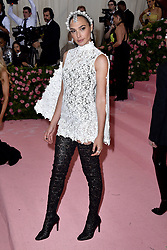 Gal Gadot attends The 2019 Met Gala Celebrating Camp: Notes On Fashion at The Metropolitan Museum of Art on May 06, 2019 in New York City. Photo by Lionel Hahn/ABACAPRESS.COM