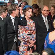 NLD/Den Haag/20170919 - Prinsjesdag 2017, Bibi van Zuylen van Nijevelt
