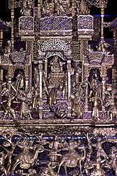 Intricate Gold Decoration