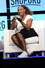 Serena Williams speaks at Digital Retail Conference - 14 Sept 2018