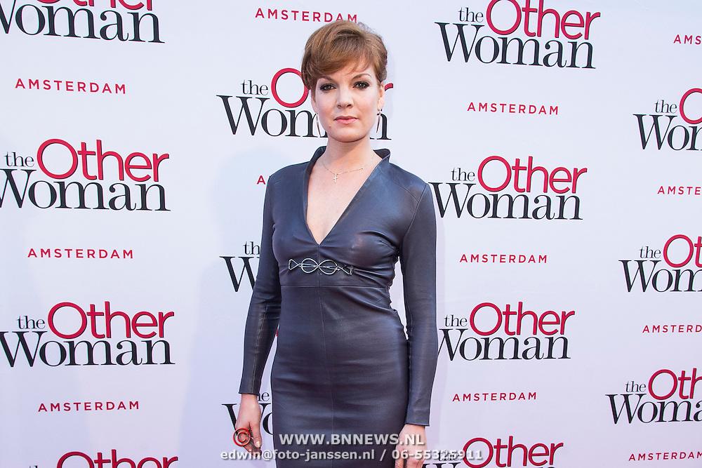 NLD/Amsterdam//20140401 - Filmpremiere The Other Woman, Janna Fassaert
