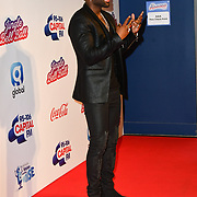 Jason Derulo arrives at Capital's Jingle Bell Ball with Coca-Cola at London's O2 Arena on 9th December 2018, London, UK.