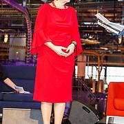 NLD/Amsterdam/20180217 - Prinses Margriet bij viering 75 jaar Trouw, Prinses Margriet