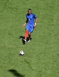 Dimitri Payet of France  - Mandatory by-line: Joe Meredith/JMP - 26/06/2016 - FOOTBALL - Stade de Lyon - Lyon, France - France v Republic of Ireland - UEFA European Championship Round of 16