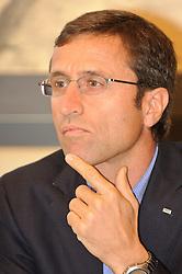 29.10.2010, Wien, AUT, PK Giro d´Italia, im Bild Josef Margreiter, Tirol Werbung, EXPA Pictures © 2010, PhotoCredit: EXPA/ S. Zangrando