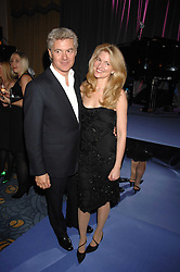 JOHN & AVERY FRIEDA at the 10th Anniversary Party of the Lavender Trust, Breast Cancer charity held at Claridge's, Brook Street, London on 1st May 2008.<br /><br />NON EXCLUSIVE - WORLD RIGHTS