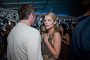 FLORRIE ARNOLD, Mark Jacobs' Bang' fragrance preview. Harvey Nicholls. London. 22 July 2010. -DO NOT ARCHIVE-© Copyright Photograph by Dafydd Jones. 248 Clapham Rd. London SW9 0PZ. Tel 0207 820 0771. www.dafjones.com.