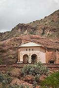 Abreha We Atsbeha, 4th Century Church. Ethiopia, Horn of Africa