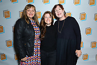 Martina Buckley, Rachel Rath, and Tara O'Halloran at Irish Screen America: Float Like a Butterfly & Local Short Film Showcase held at Ahrya Fine Arts by Laemmle on November 02, 2019 in Los Angeles, California, United States (Photo by © Jc Olivera/VipEventPhotography.com)