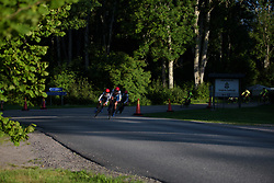 Cervélo Bigla approach at the Crescent Vargarda - a 42.5 km team time trial, starting and finishing in Vargarda on August 11, 2017, in Vastra Gotaland, Sweden. (Photo by Sean Robinson/Velofocus.com)