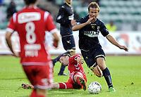 Fotball<br /> 06.08.2012<br /> Tippeligaen<br /> Stabæk v Brann 0:4<br /> Foto: Morten Olsen, Digitalsport<br /> <br /> Ståle Steen Sæthre - Stabæk