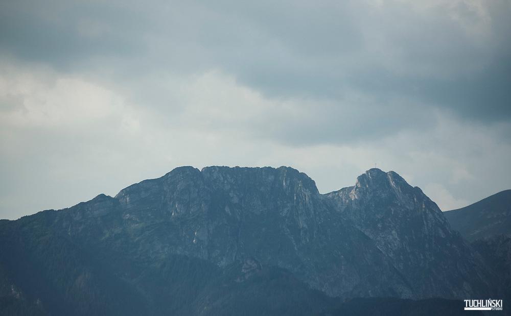 Zakopane, Polska. 21.08.2019 <br /> Tatry, widok na góry, Giewont.<br /> Fot. Adam Tuchlinski dla Newsweek Polska