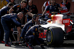 February 19, 2019 - Barcelona, Spain - Motorsports: FIA Formula One World Championship 2019, Test in Barcelona,  , #10 Pierre Gasly (FRA  Red Bull Racing) (Credit Image: © Hoch Zwei via ZUMA Wire)