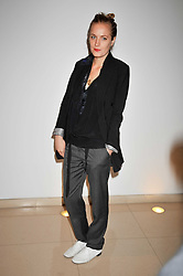 Artist POLLY MORGAN at the St.Martins Lane Hotel 10th year bash held on 9th September 2009.