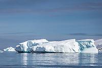 Iceberg around Pleneau Island, Antarctica
