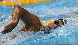 Gabriele Detti Of Italy in the 1500 m. free style during the 17th FINA World Championships in Budapest, Hungary, on July 29, 2017. Photo by Giuliano Bevilacqua/ABACAPRESS.COM