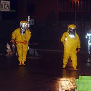 Gasoefening GAD Huizen, gaspakken