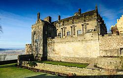The exterior of the great hall, Stirling Castle, Stirlingshire, Scotland<br /> <br /> (c) Andrew Wilson   Edinburgh Elite media