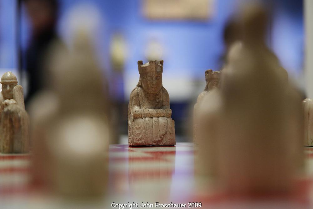 British Museum London England on Saturday, Nov. 14, 2009. (Photo/John Froschauer)
