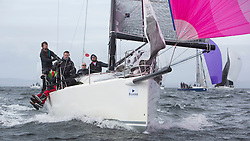 Day one of the Silvers Marine Scottish Series 2015, the largest sailing event in Scotland organised by the  Clyde Cruising Club<br /> Racing on Loch Fyne from 22rd-24th May 2015<br /> <br /> GBR8611R, Jacob , John Stamp, PEYC/CCC, J111<br /> <br /> <br /> Credit : Marc Turner / CCC<br /> For further information contact<br /> Iain Hurrel<br /> Mobile : 07766 116451<br /> Email : info@marine.blast.com<br /> <br /> For a full list of Silvers Marine Scottish Series sponsors visit http://www.clyde.org/scottish-series/sponsors/