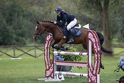 Moors Marthe, BEL, Gentille van de Polshoeve<br /> Nationaal Kampioenschap LRV Ponies <br /> Lummen 2020<br /> © Hippo Foto - Dirk Caremans<br /> 27/09/2020