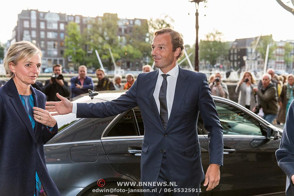 NLD/Amsterdam/20190916 - Prinses Irene viert verjaardag bij een ode aan de natuur ,