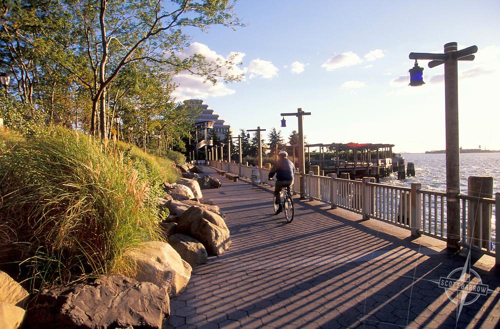 Esplanade, Battery Park City