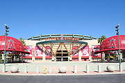 Angel Stadium Main Entrance