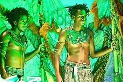 Megashow da Intercoiffure Brasil durante a Hair Brasil 2009 - 8 ª Feira Internacional de Beleza, Cabelos e Estética, que acontece de 28 a 31 de março 2009, no Expo Center Norte, São Paulo. FOTO: Jefferson Bernardes/preview.com