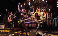 Stryper performs on their 25th anniversary tour at Bourbon Street Nightclub in New Port Richey on Saturday, October 24, 2009. (Photo by Frederick Breedon) Photo © Frederick Breedon. All rights reserved. Unauthorized duplication prohibited.