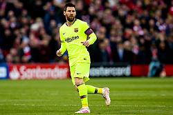 Lionel Messi of Barcelona - Mandatory by-line: Robbie Stephenson/JMP - 07/05/2019 - FOOTBALL - Anfield - Liverpool, England - Liverpool v Barcelona - UEFA Champions League Semi-Final 2nd Leg