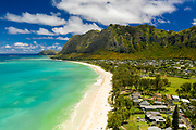 Waimanalo Beach, Oahu, Hawaii