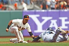 20120923 - San Diego Padres at San Francisco Giants