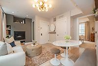 Living Room at 84 Bedford Street