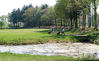 MAARSBERGEN - Golfclub Anderstein in Maarsbergen. Hole C2. COPYRIGHT KOEN SUYK