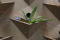 Rundgang Hochschule für Angewandte Wissenschaften Hamburg: Labore für Smart Homes Living Place und Creative Space  /  301116<br /> <br /> ***A walk through the labs of the Academy of Applied Science in Hamburg: Labs for Research of Smart Homes Living Place und Creative Space and Virtual Reality VR in Hamburg, Germany on November 30, 2016***