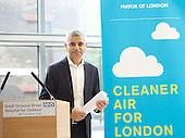 Sadiq Khan Air Pollution Speech 5th July 2016