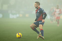 January 19, 2019 - Huesca, Aragon, Spain - Miramon of SD Huesca (24) during the Spanish League football match between SD Huesca andClub Atletico de Madrid at the El Alcoraz stadium in Madrid on January 19, 2019. Atletico wins 0-3. (Credit Image: © Daniel Marzo/Pacific Press via ZUMA Wire)