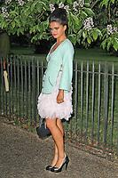 LONDON - JUNE 26: Bip Ling attended the Serpentine Gallery summer party, Kensington Gardens, London, UK. June 26, 2012. (Photo by Richard Goldschmidt)