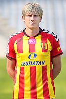 08.07.2014 Kielce Sesja zdjeciowa Korony Kielce na sezon 2014/2015 N/z Jacek Kielb fot. Patryk Ptak