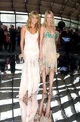 Left to right, Models TANIT PHOENIX and LANDI SWANEPOEL at the annual Serpentine Gallery Summer Party co-hosted by Jimmy Choo shoes held at the Serpentine Gallery, Kensington Gardens, London on 30th June 2005.<br /><br />NON EXCLUSIVE - WORLD RIGHTS