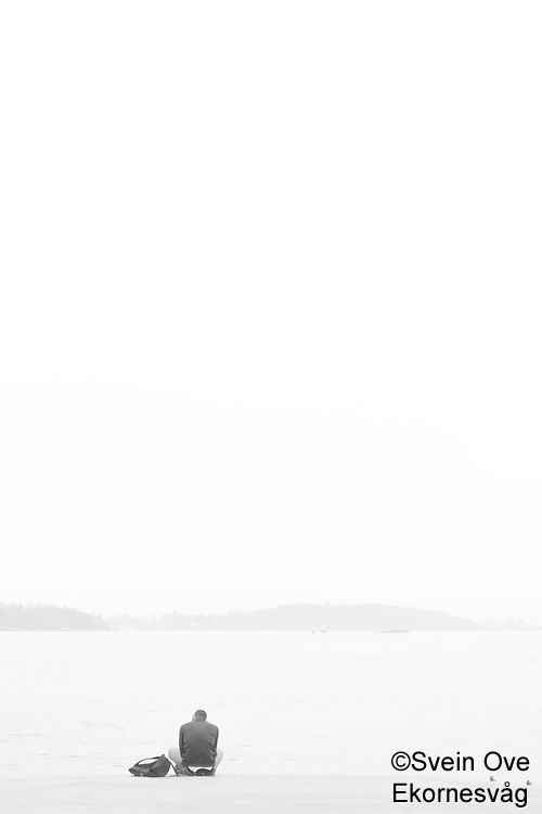 Skodde.<br /> Foto: Svein Ove Ekornesvåg