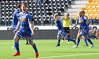 Fotball , 27. april 2019 , 1. divisjon , Obosligaen , Start - Sandefjord<br /> Marius Christopher Høibråten  , Sandefjord
