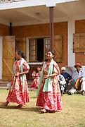 Madagascar, Antananarivo, Traditional dancing