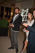 EVGENY LEBEDEV, Masterpiece London preview. Chelsea. London. 24 June 2015