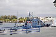 Marine Police, Paphos port, Cyprus