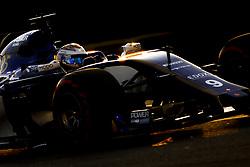 November 24, 2017 - Abu Dhabi, United Arab Emirates - Motorsports: FIA Formula One World Championship 2017, Grand Prix of Abu Dhabi, ..#9 Marcus Ericsson (SWE, Sauber F1 Team) (Credit Image: © Hoch Zwei via ZUMA Wire)