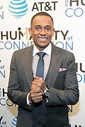 New York, NY-March 15: Actor Hill Harper attends the 2018 'Humanity of Connection' Awards Ceremony powered by AT&T and held at Jazz at Lincoln Center on March 15, 2018 in New York City. (Photo by Terrence Jennings/terrencejennings.com)