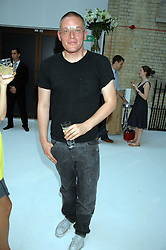 GILES DEACON at the Tanqueray No.TEN cocktail party held at No1 Piazza, Covent Garden, London on 10th June 2008.<br /><br />NON EXCLUSIVE - WORLD RIGHTS